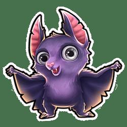 Scatter of Fruit Bat Crazy Slot
