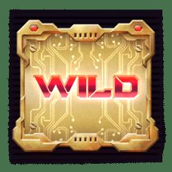 Wild Symbol of Machina Slot