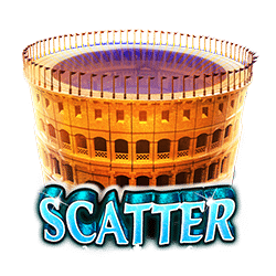 Scatter of Wild Gladiators Slot