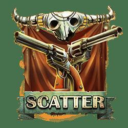 Scatter of Dead or Alive 2 Slot