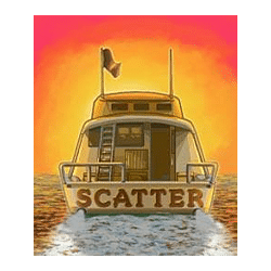 Scatter of Fishin' Frenzy Megaways Slot