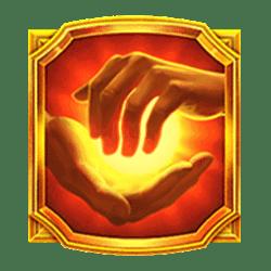 Wild Symbol of Midas Golden Touch Slot
