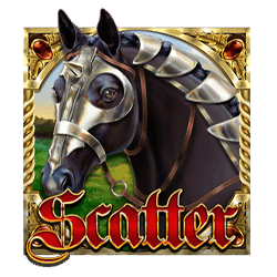 Scatter of Knights Slot