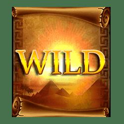 Wild Symbol of Legacy of Ra Slot