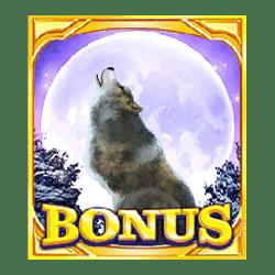 Scatter of Wolf Legend Megaways Slot