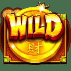 Wild Symbol of Caishen's Cash Slot