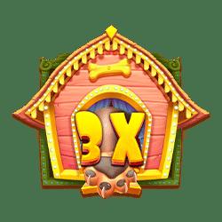 Wild Symbol of The Dog House Slot