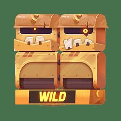 Wild Symbol of Wild Robo Factory Slot