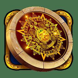 Scatter of John Hunter and the Aztec Treasure Slot