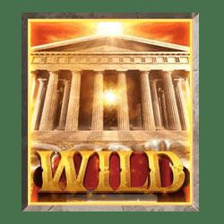 Wild Symbol of Gods of Olympus Megaways Slot