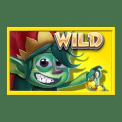 Wild Symbol of Lucky Xmas Slot