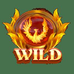Wild Symbol of Phoenix Fire Power Reels Slot