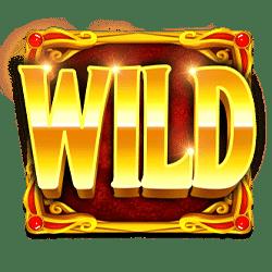 Wild Symbol of Vampires vs Wolves Slot