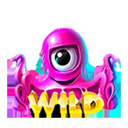Wild Symbol of J.Monsters Slot