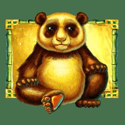 Wild Symbol of Bamboo Rush Slot