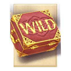 Wild Symbol of Golden Leprechaun Megaways Slot