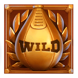 Wild Symbol of Let's Get Ready To Rumble Slot