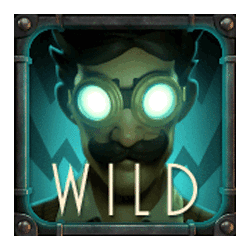 Wild Symbol of Nikola Tesla's Incredible Machine Slot