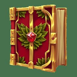 Wild Symbol of Wild Tome of the Woods Slot