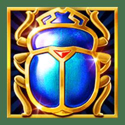 Wild Symbol of Scarab Riches Slot