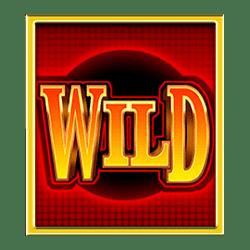 Wild Symbol of Bar-X Safecracker Megaways Slot