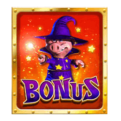 Scatter of The Pig Wizard Megaways Slot