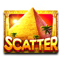 Scatter of John Hunter and the Tomb of the Scarab Queen Slot