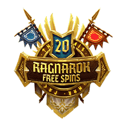 Scatter of Age of Asgard Slot