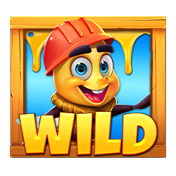 Wild Symbol of Honey Honey Honey Slot