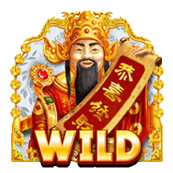 Wild Symbol of Caishen's Arrival Slot