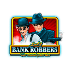 Scatter of Lucky Bank Robbers Slot