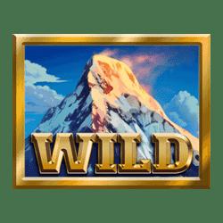 Wild Symbol of 9k Yeti Slot