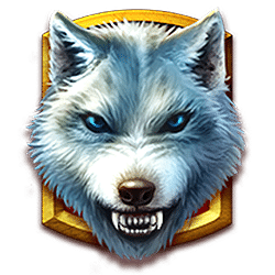 Wild Symbol of Ice Wolf Slot