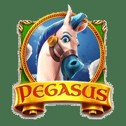Scatter of Hercules and Pegasus Slot