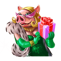 Scatter of Piggy Riches Megaways Slot