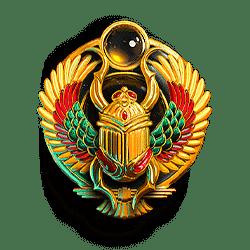 Wild Symbol of Jewel Scarabs Slot