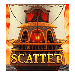 Scatter of Pirates Frenzy Slot