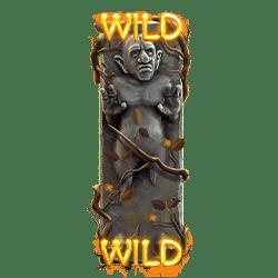 Wild Symbol of Aurora Slot