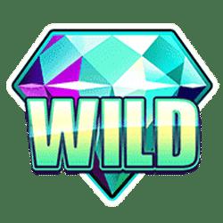 Wild Symbol of Diamond Blitz Slot