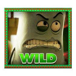 Wild Symbol of Sausage Party Slot