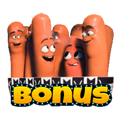 Scatter of Sausage Party Slot