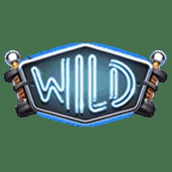 Wild Symbol of Electric Wilds Slot