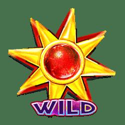 Wild Symbol of Starz Megaways Slot