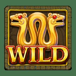 Wild Symbol of Aztec Sun Slot