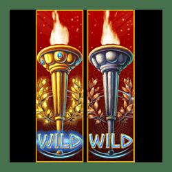 Wild Symbol of Immortal Glory Slot