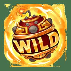 Wild Symbol of Wild Pops Slot
