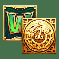 Wild Symbol of Beat the Beast: Quetzalcoatl´s Trial Slot