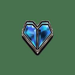 Icon 8 Crystal Mirror