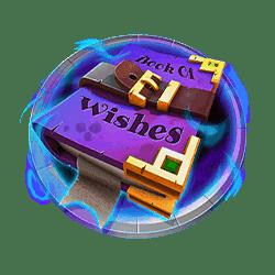 Icon 6 Genie Jackpots Wishmaker