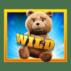 Wild Symbol of Ted Megaways Slot